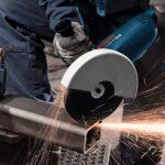 Bosch Professional 0601882M03 Smerigliatrice Angolare GWS 22-230 JH